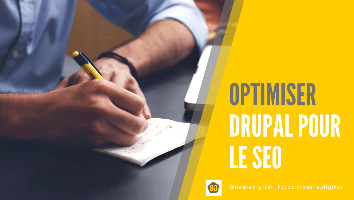 Optimisation seo drupal